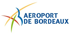 logo aéroport bordeaux